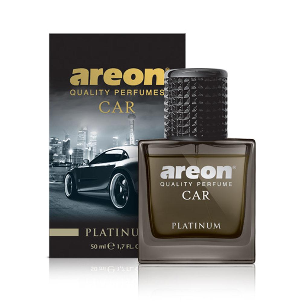 Autoparfém Areon Car Perfume – vôňa Platinum