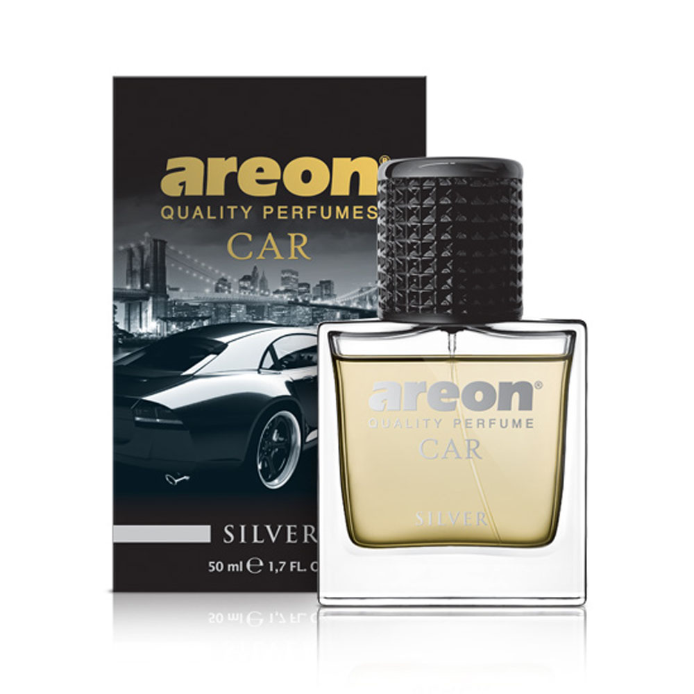 Autoparfém Areon Car Perfume – vôňa Silver
