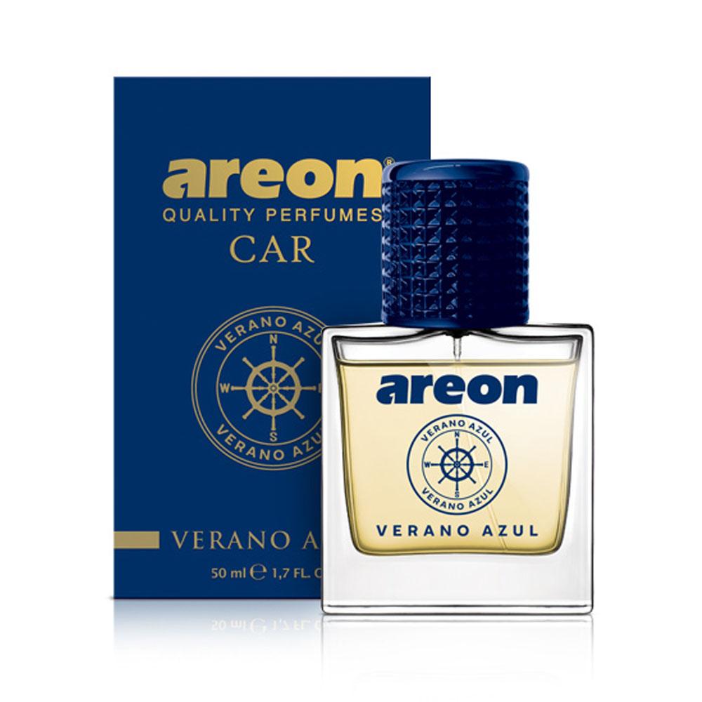 Autoparfém Areon Car Perfume – vôňa Verano Azul