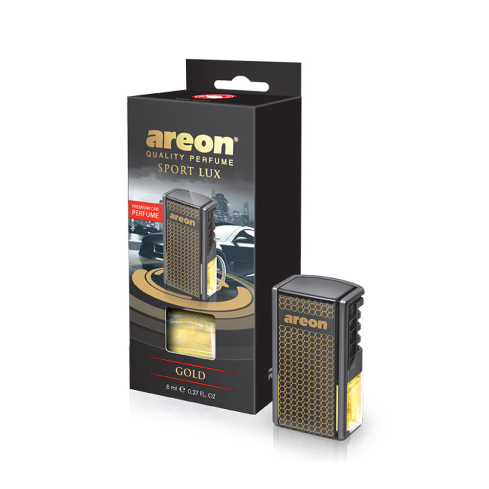 Osviežovač vzduchu Areon Car - vôňa Gold