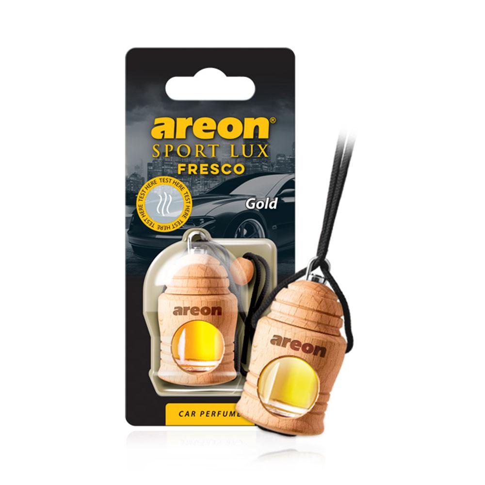 Osviežovač vzduchu Areon Fresco Lux – vôňa Gold
