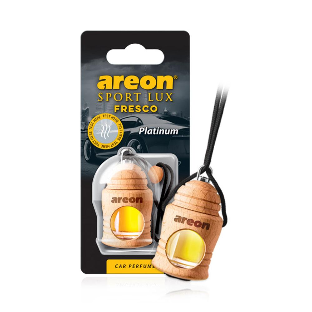 Osviežovač vzduchu Areon Fresco Lux – vôňa Platinum