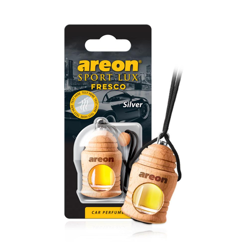 Osviežovač vzduchu Areon Fresco Lux – vôňa Silver