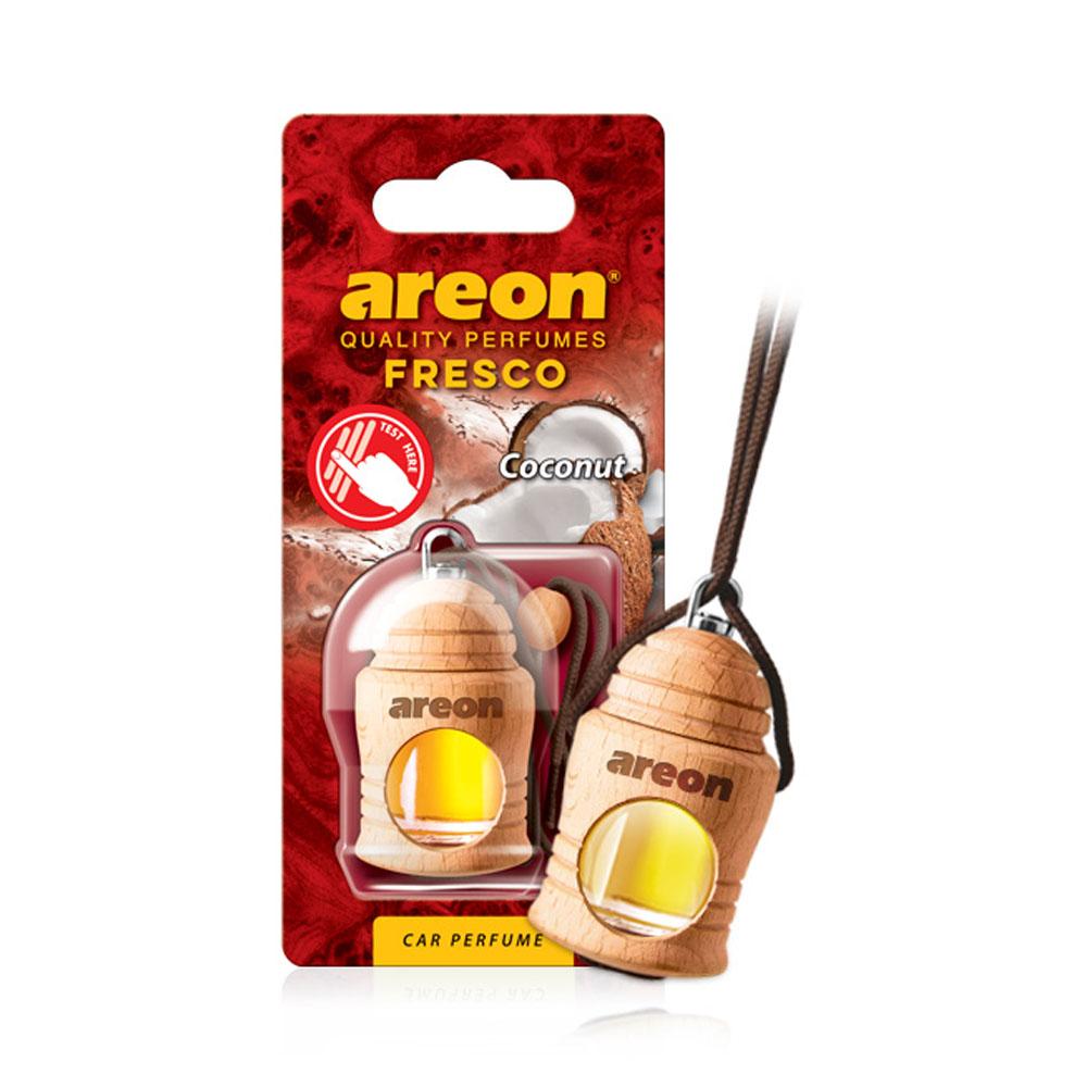 Osviežovač vzduchu Areon Fresco – vôňa Coconut