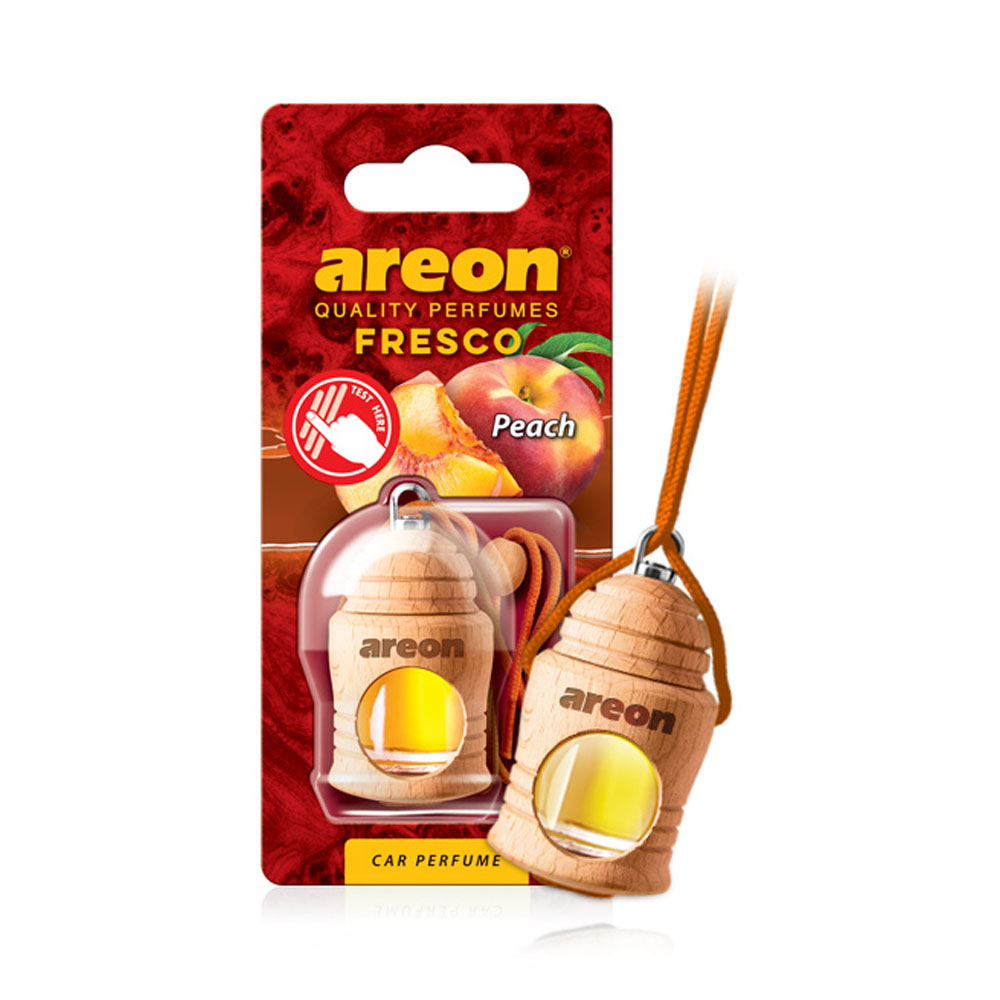 Osviežovač vzduchu Areon Fresco – vôňa Peach