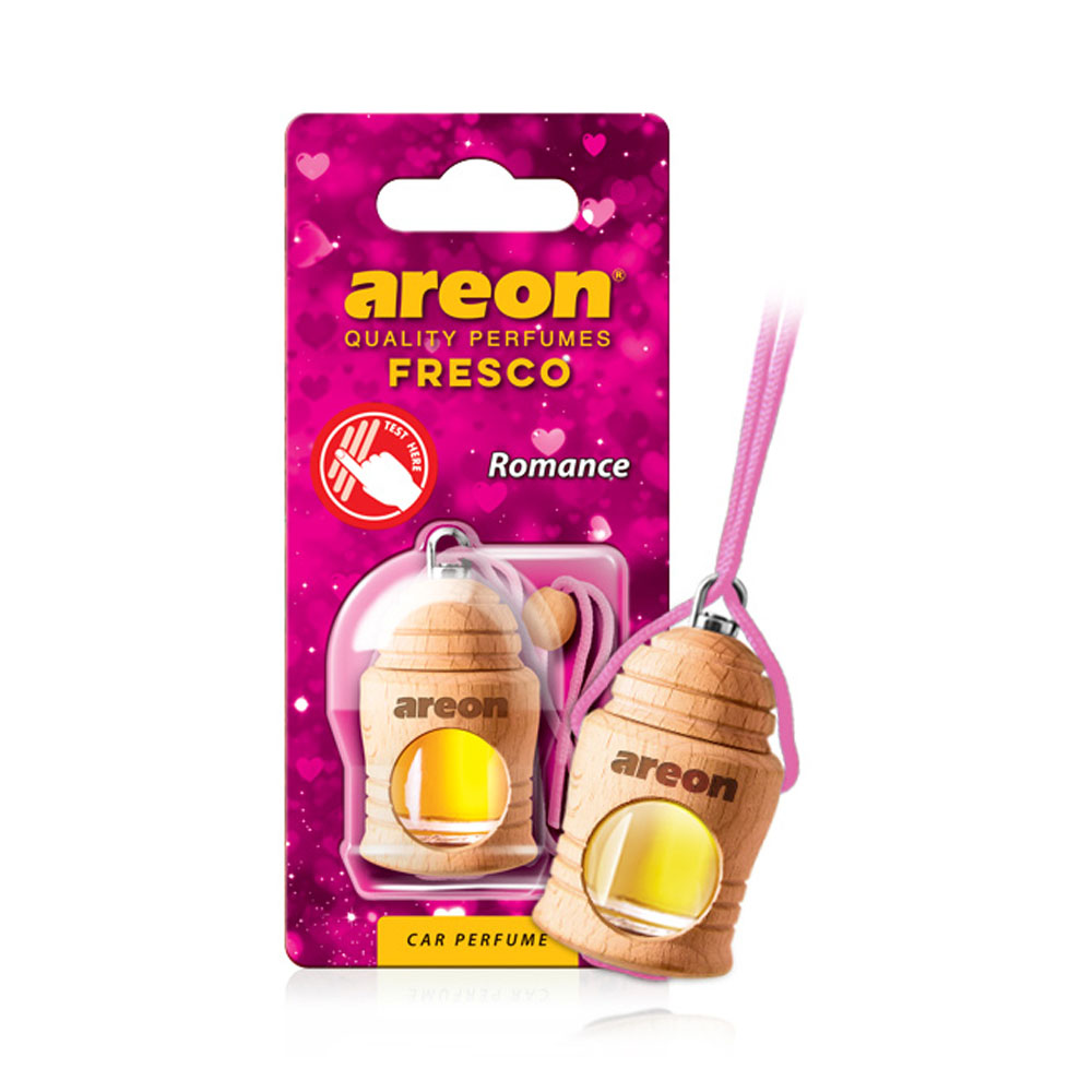 Osviežovač vzduchu Areon Fresco – vôňa Romance