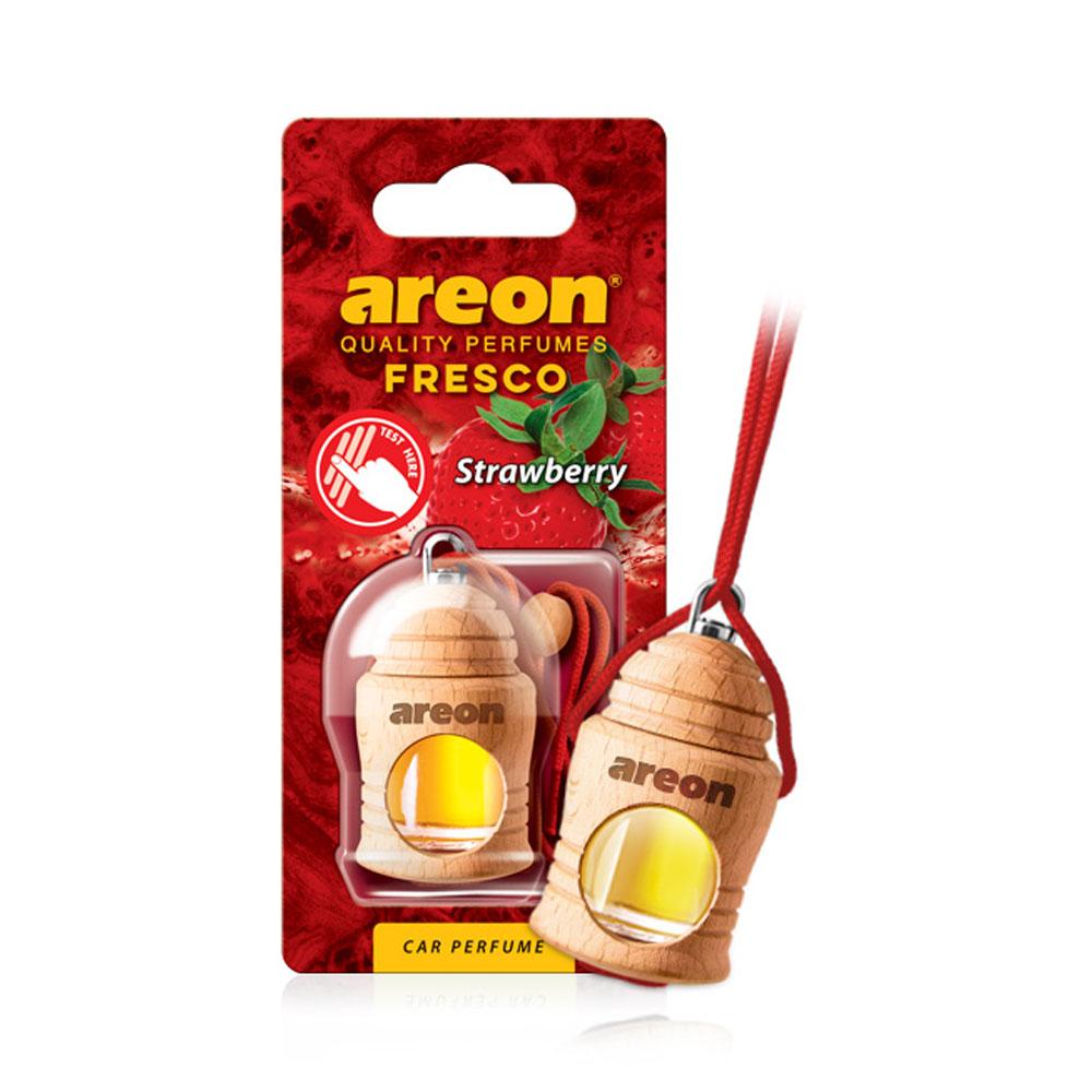 Osviežovač vzduchu Areon Fresco – vôňa Strawberry