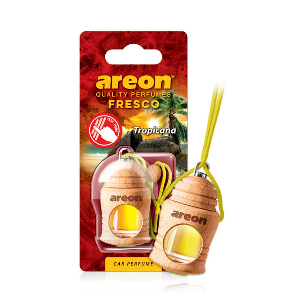 Osviežovač vzduchu Areon Fresco – vôňa Tropicana