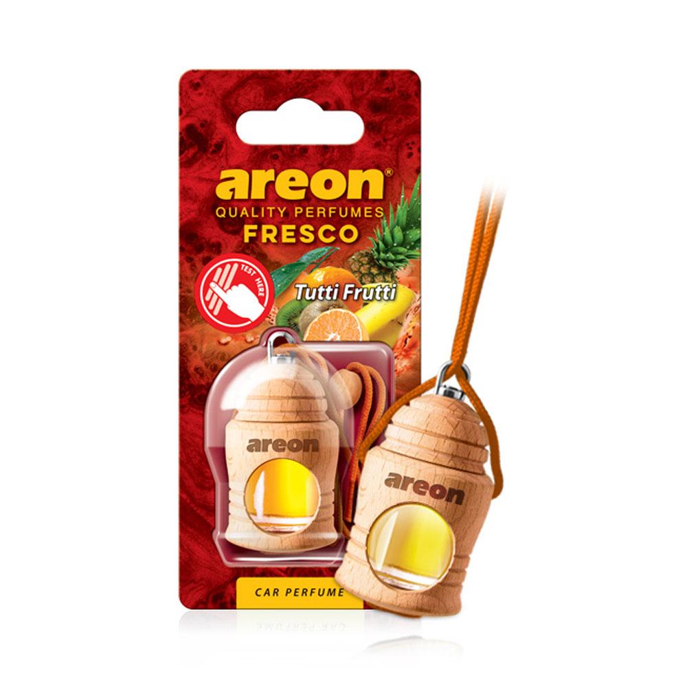 Osviežovač vzduchu Areon Fresco – vôňa Tutti Frutti