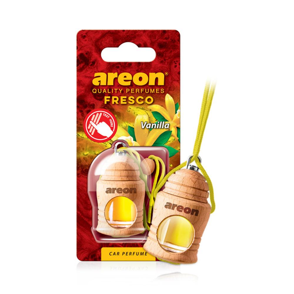 Osviežovač vzduchu Areon Fresco – vôňa Vanilla