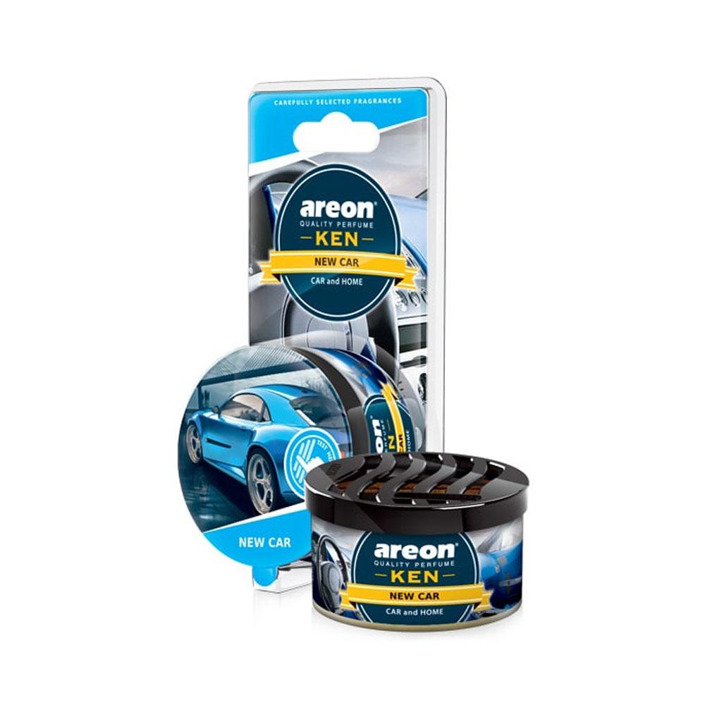 Osviežovač vzduchu Areon Ken – vôňa New Car