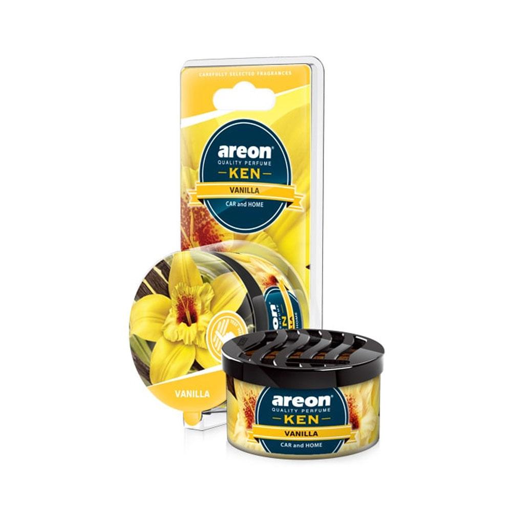 Osviežovač vzduchu Areon Ken – vôňa Vanilla