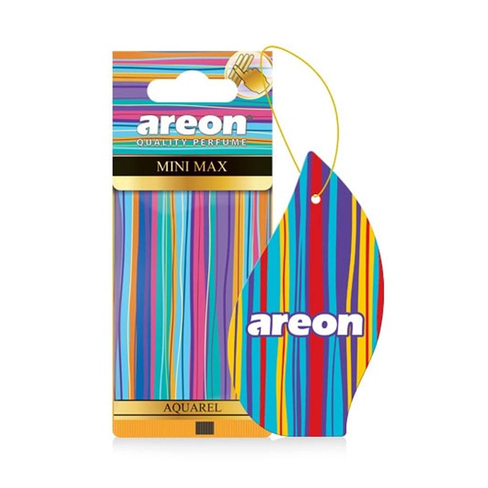 Osviežovač vzduchu Areon Mini Max – vôňa Aquarel