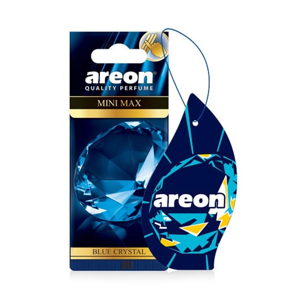 Osviežovač vzduchu Areon Mini Max – vôňa Blue Crystal