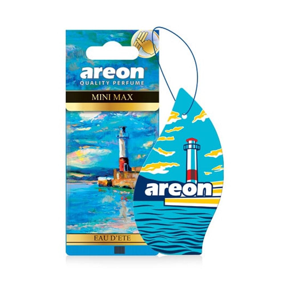 Osviežovač vzduchu Areon Mini Max – vôňa Eau Dete