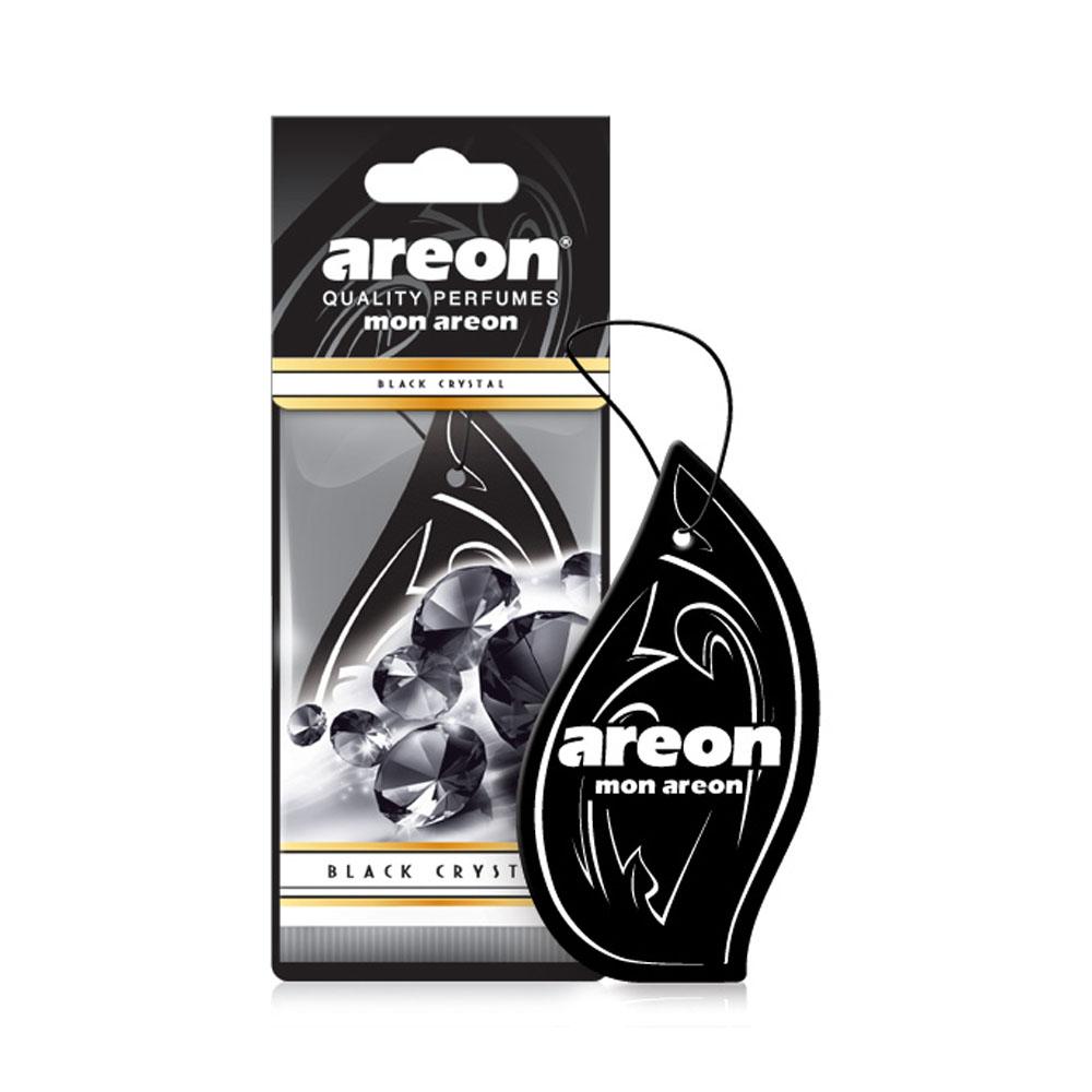 Osviežovač vzduchu Areon Mon Areon – vôňa Black Crystal