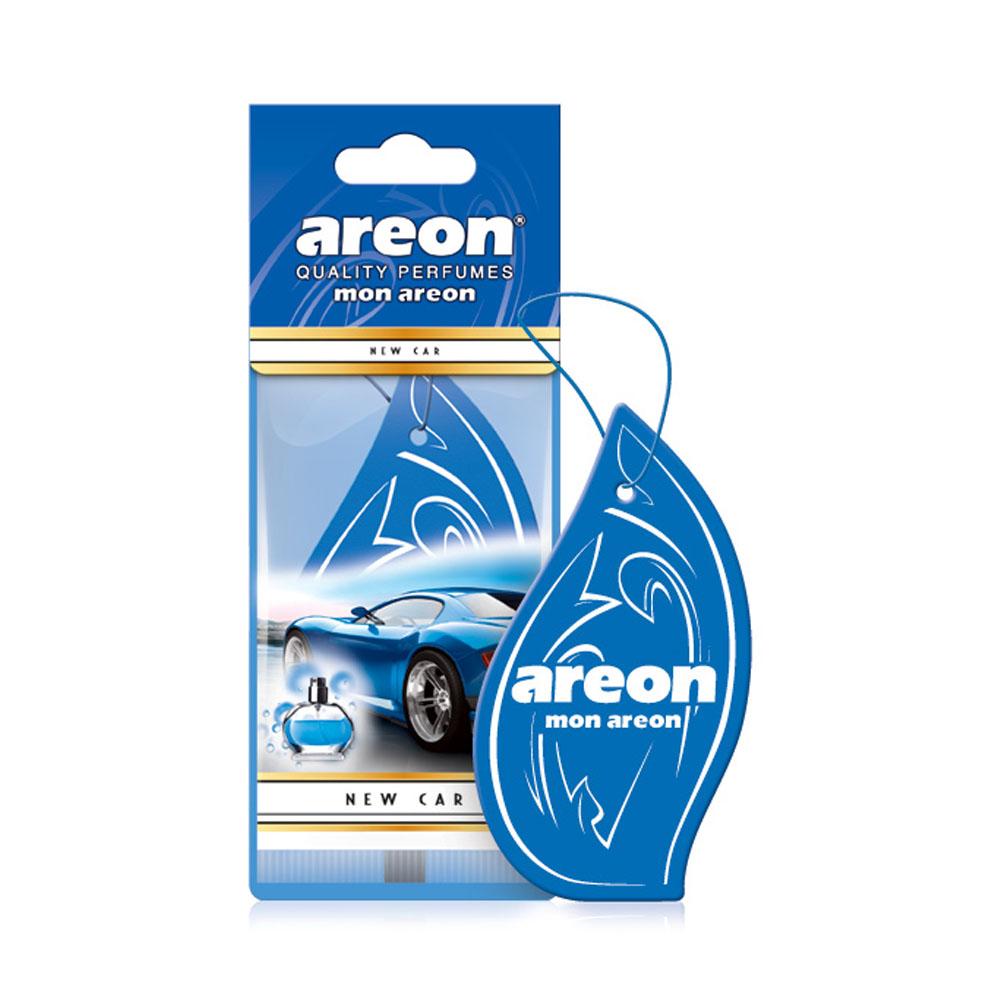 Osviežovač vzduchu Areon Mon Areon – vôňa New Car