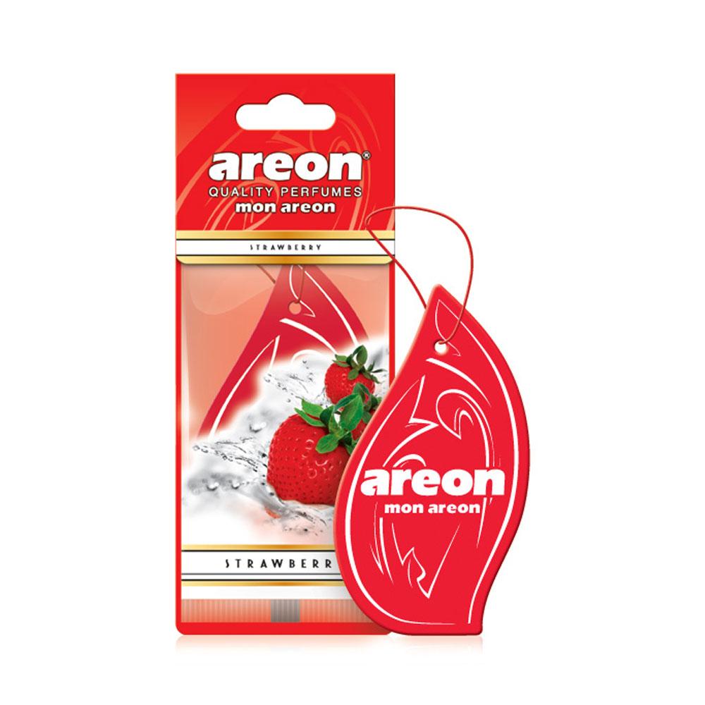 Osviežovač vzduchu Areon Mon Areon – vôňa Strawberry