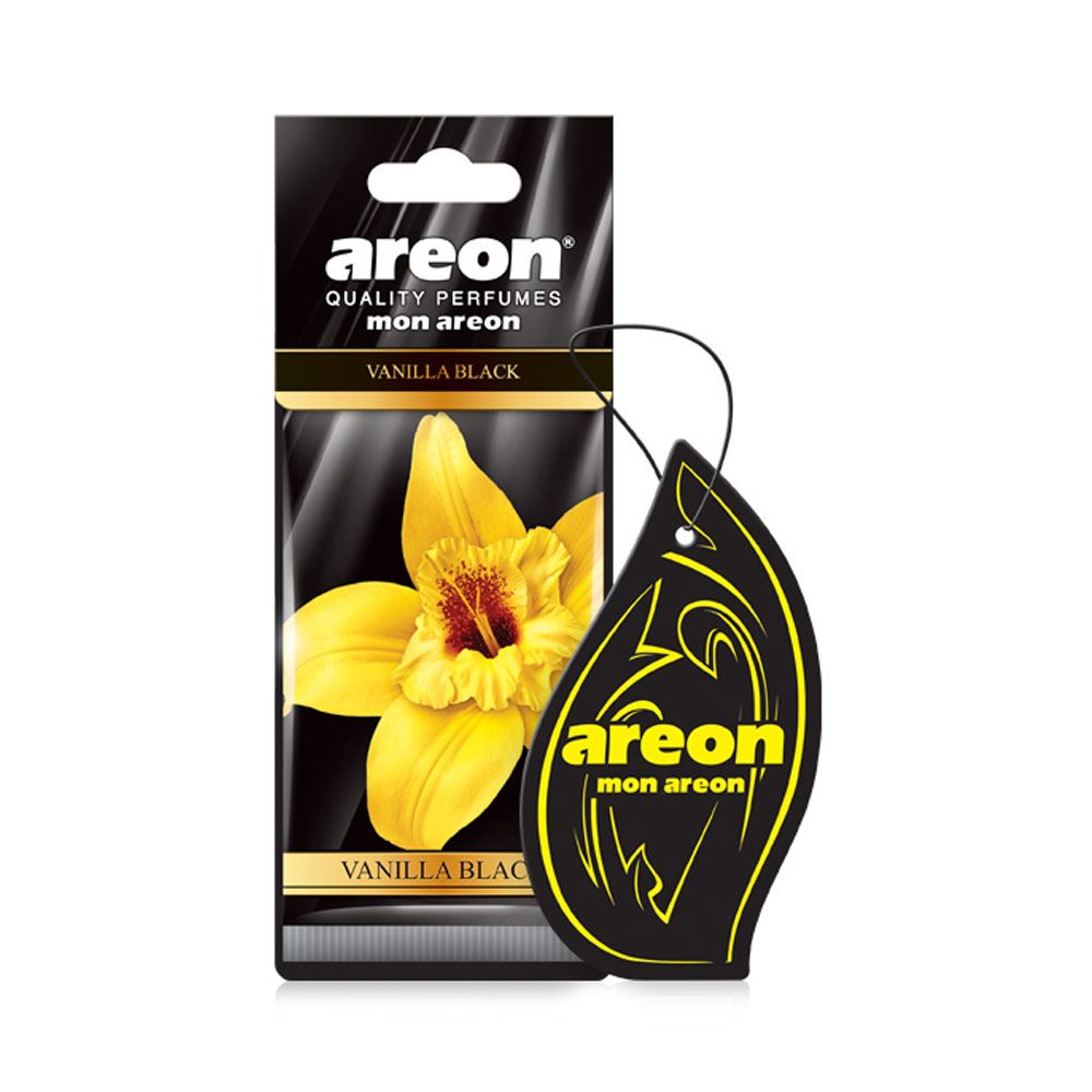 Osviežovač vzduchu Areon Mon Areon – vôňa Vanilla Black