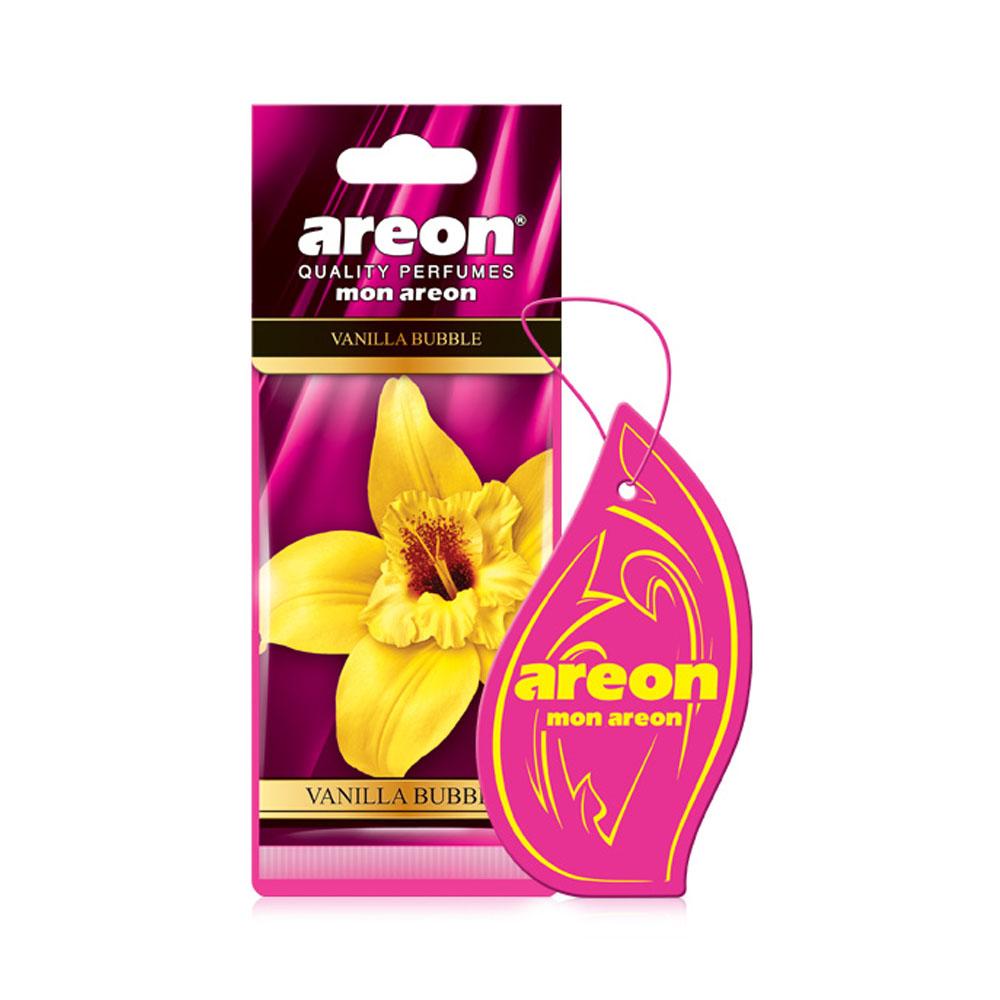 Osviežovač vzduchu Areon Mon Areon – vôňa Vanilla Bubble