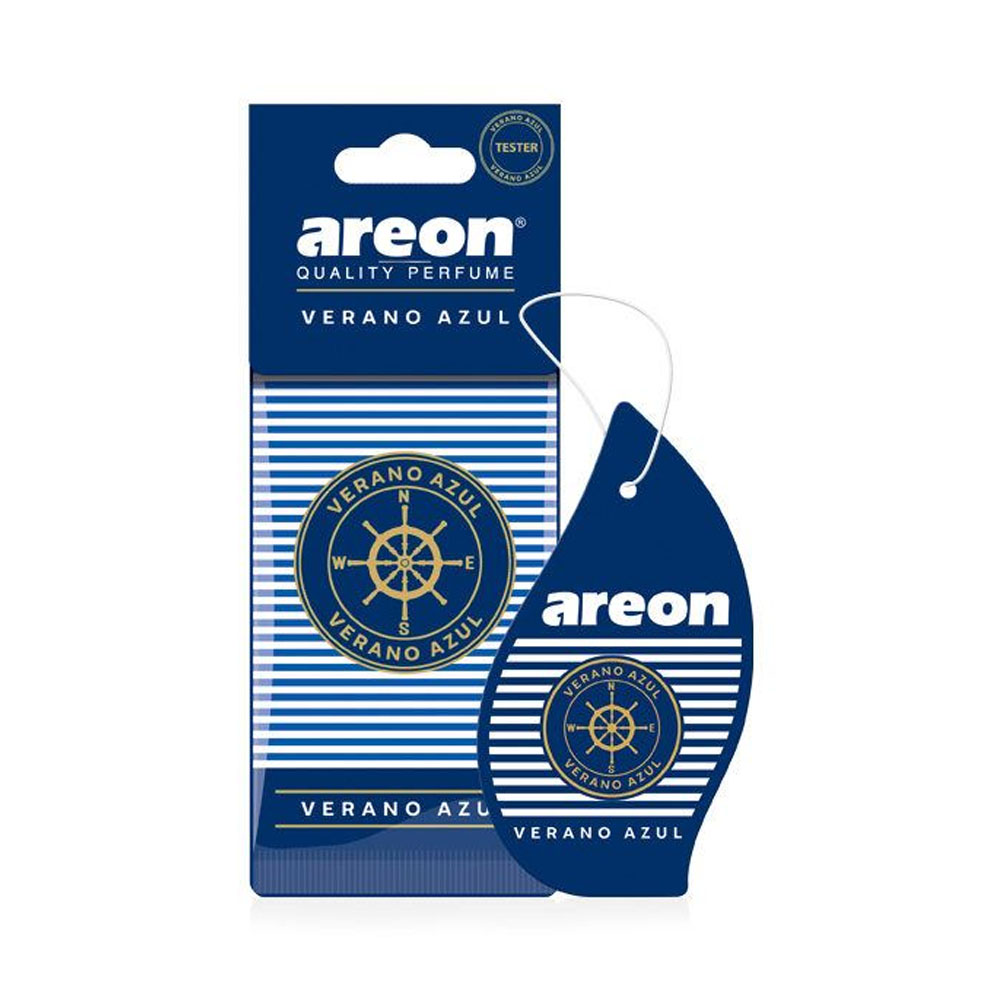 Osviežovač vzduchu Areon Mon Areon – vôňa Verano Azul