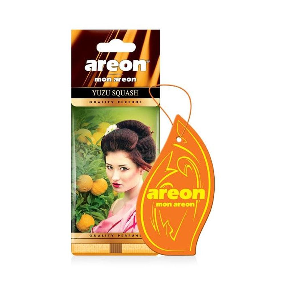 Osviežovač vzduchu Areon Mon Areon – vôňa Yuzu Squash