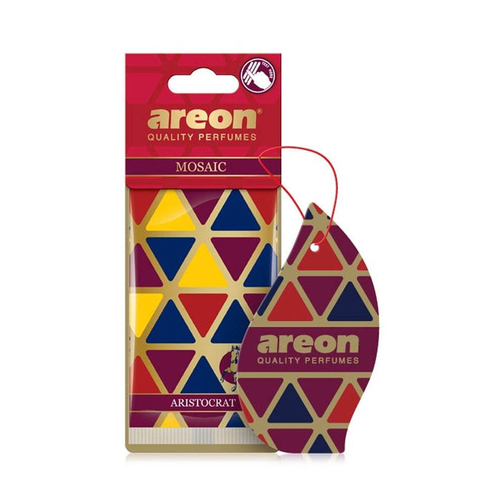 Osviežovač vzduchu Areon Mosaic – vôňa Aristocrat