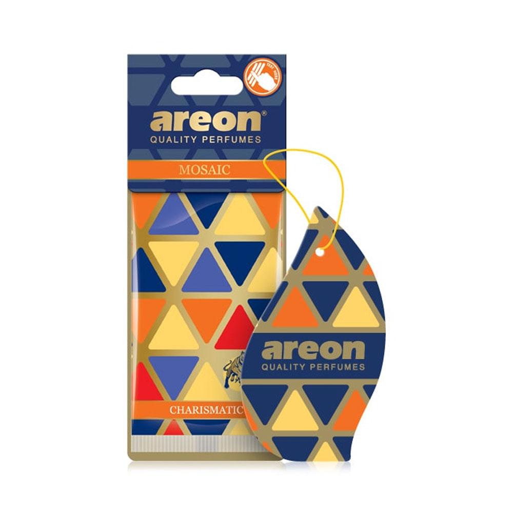 Osviežovač vzduchu Areon Mosaic – vôňa Charismatic