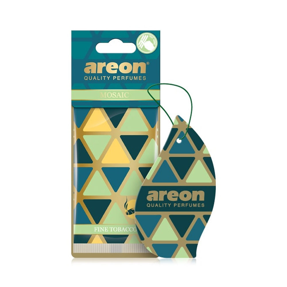 Osviežovač vzduchu Areon Mosaic – vôňa Fine Tobacco