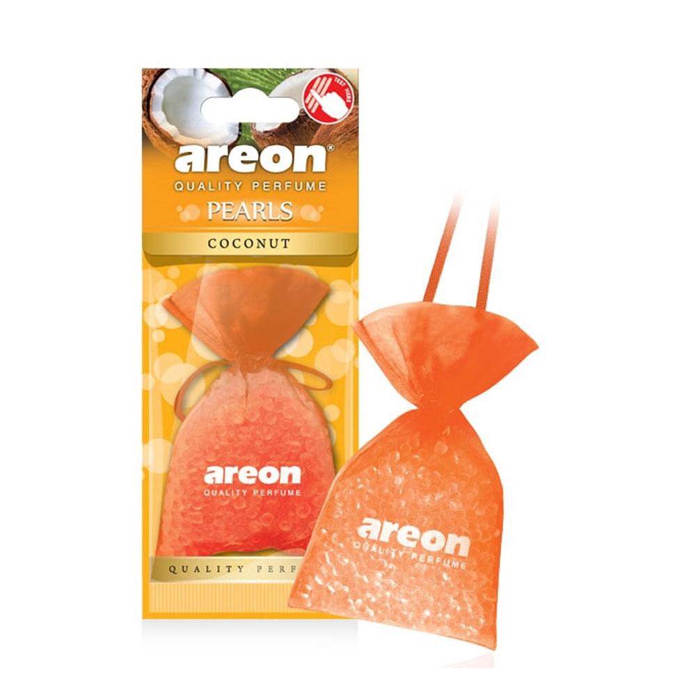 Osviežovač vzduchu Areon Pearls – vôňa Coconut