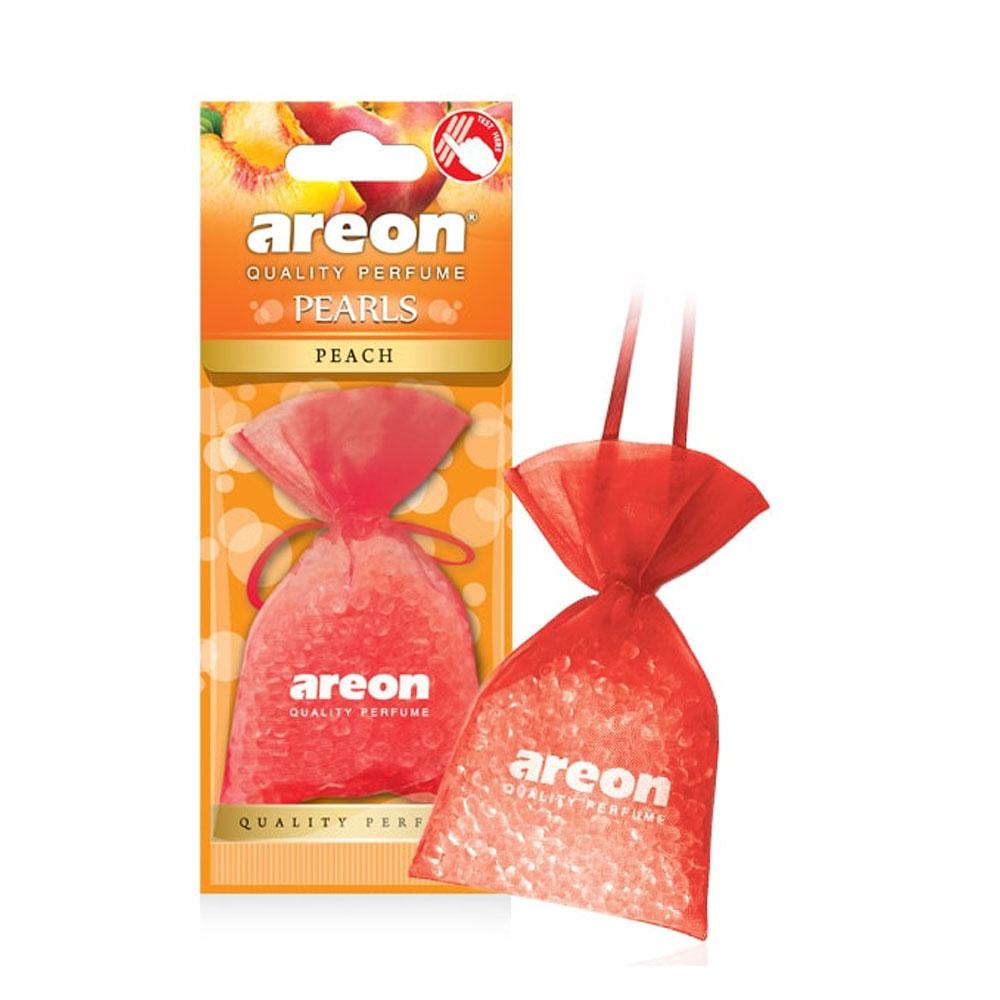 Osviežovač vzduchu Areon Pearls – vôňa Peach