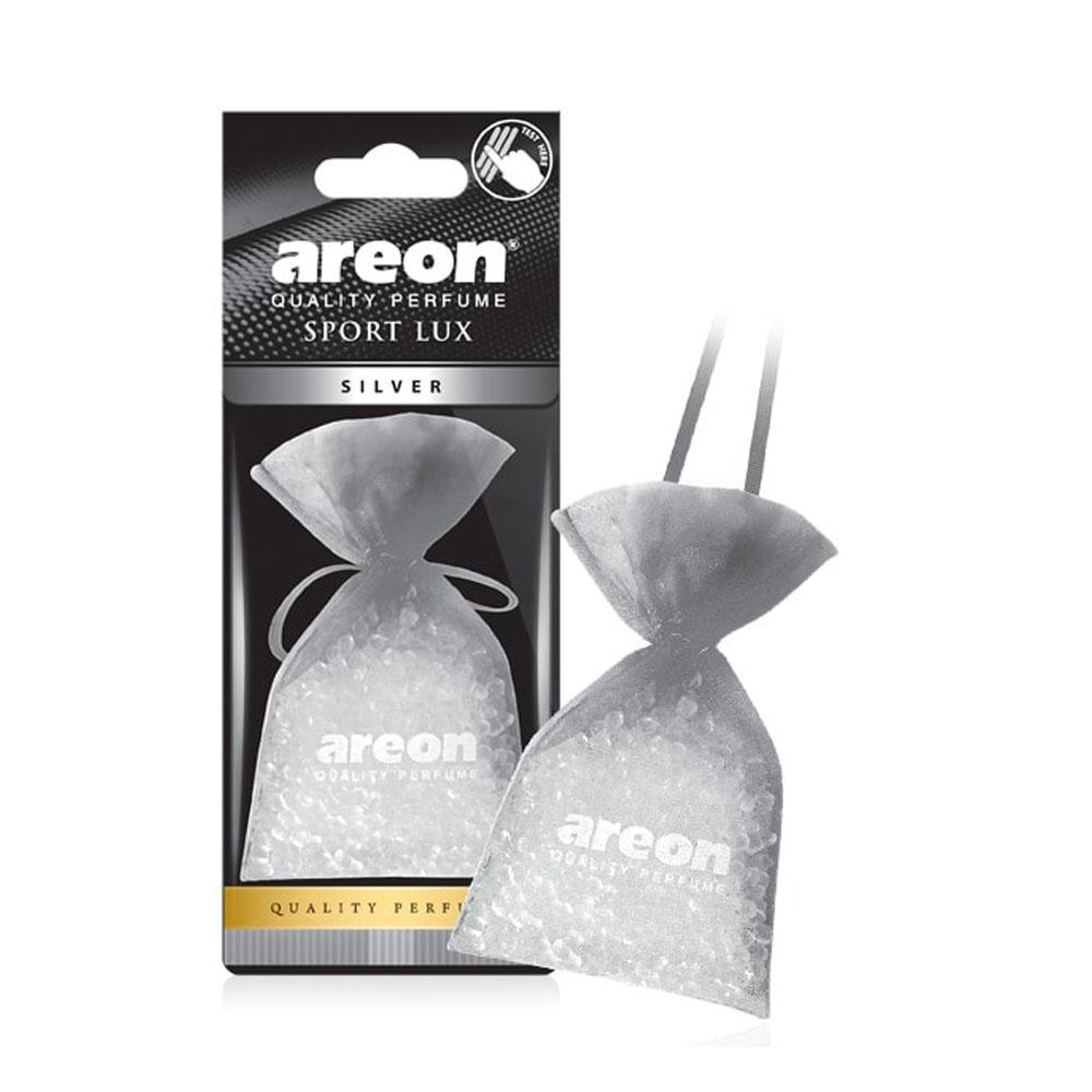 Osviežovač vzduchu Areon Pearls Lux – vôňa Silver