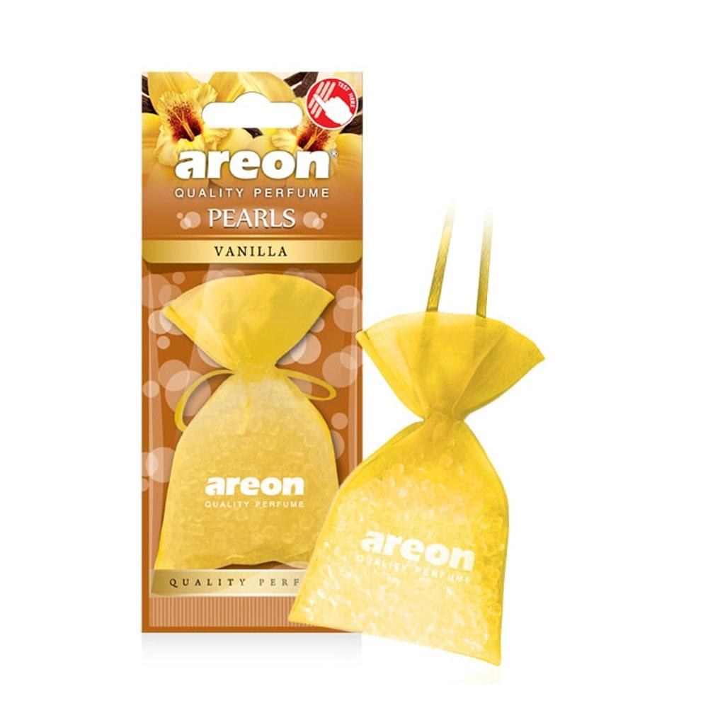 Osviežovač vzduchu Areon Pearls – vôňa Vanilla