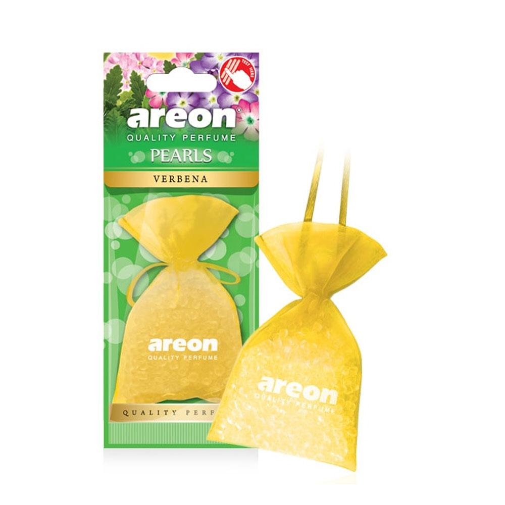Osviežovač vzduchu Areon Pearls – vôňa Verbena
