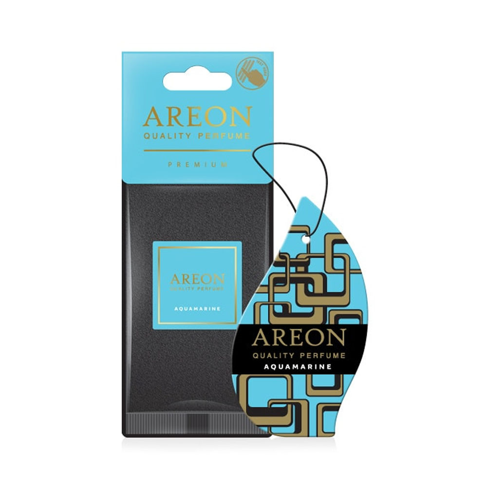 Osviežovač vzduchu Areon Premium – vôňa Aquamarine