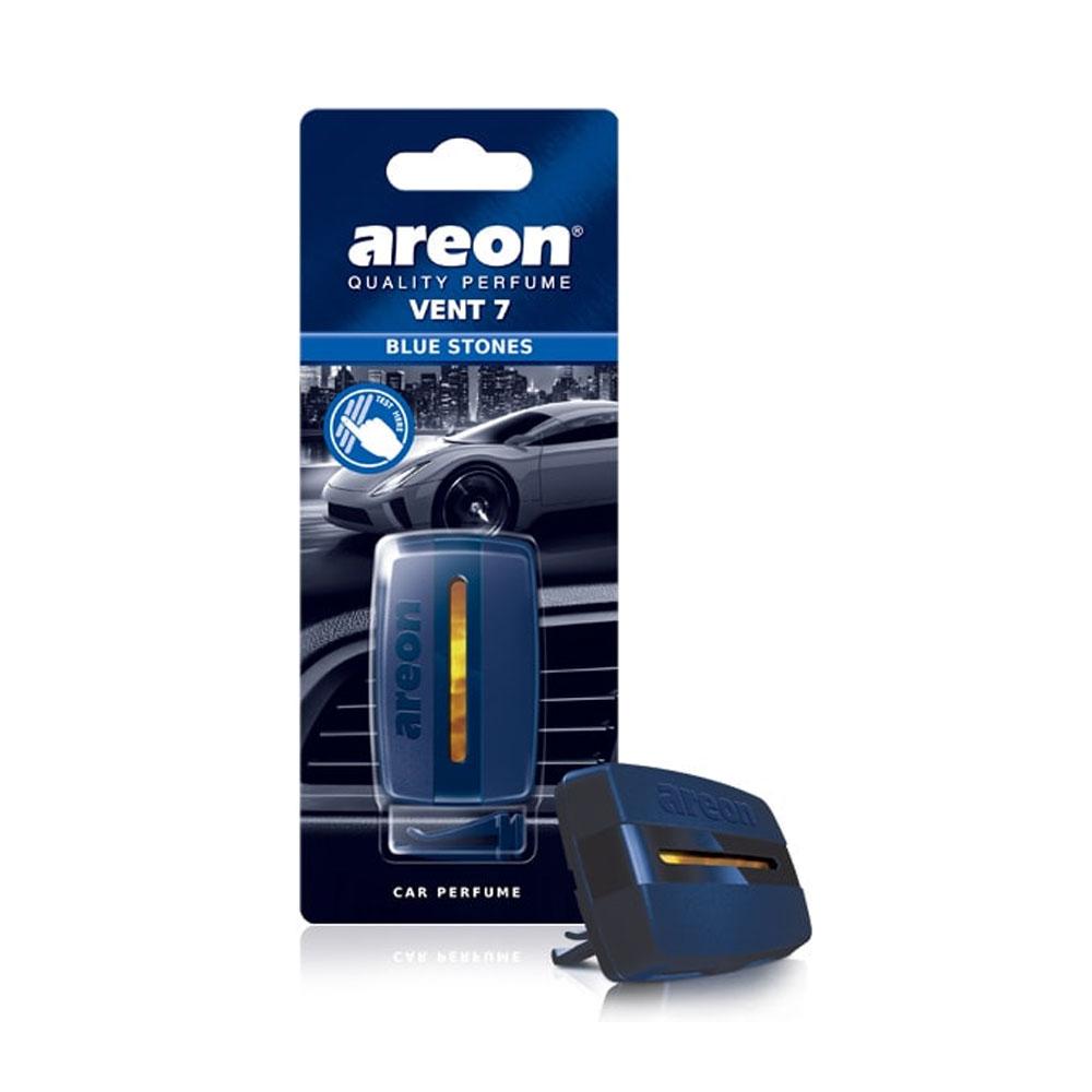 Osviežovač vzduchu Areon Vent 7 – vôňa Blue Stones