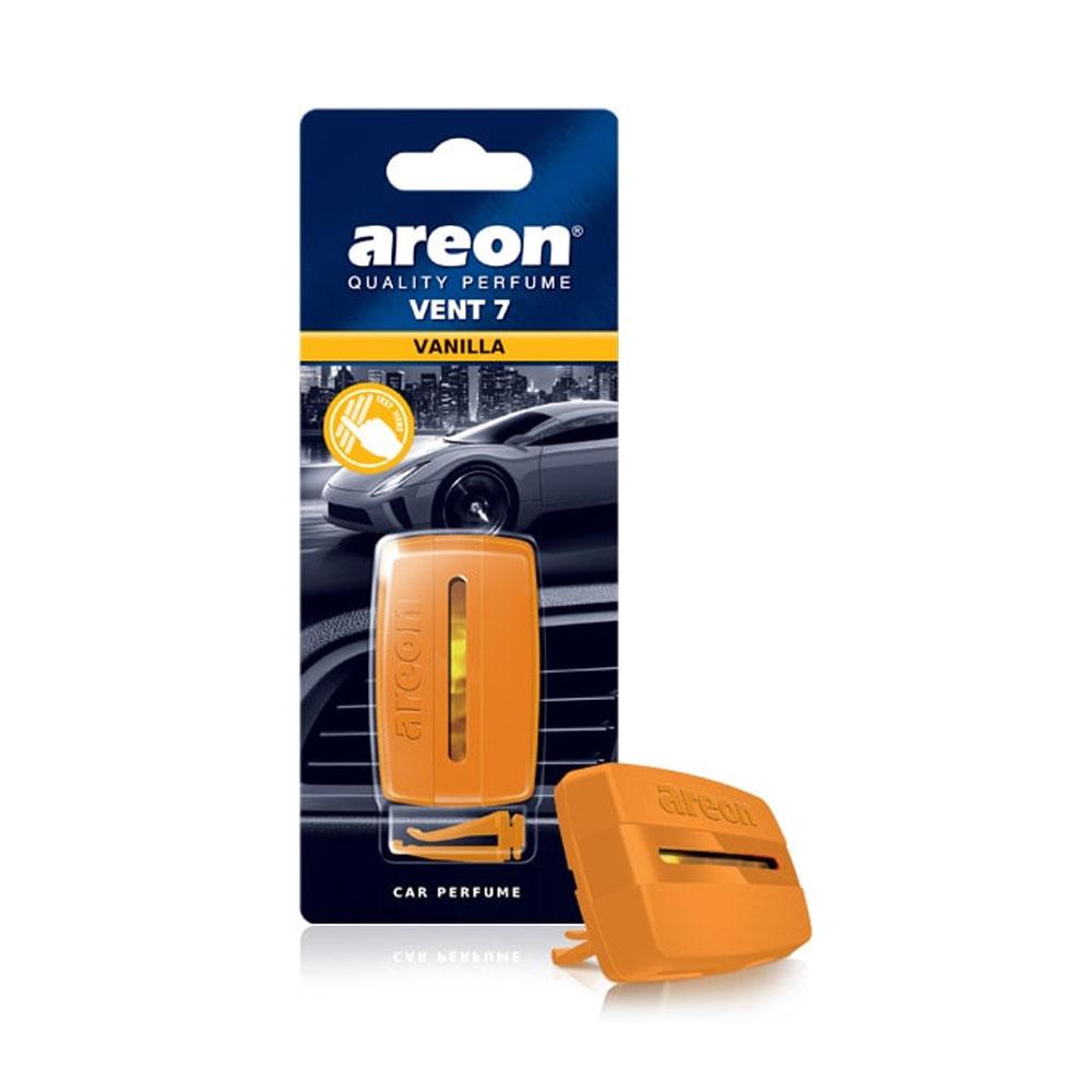Osviežovač vzduchu Areon Vent 7 – vôňa Vanilla