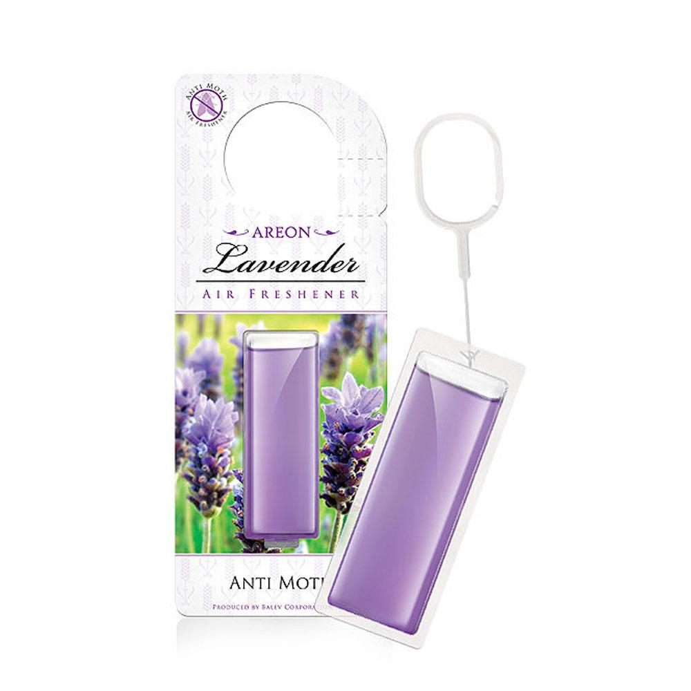 Osviežovač vzduchu do šatníka Areon Anti Moth Gel – vôňa Lavender