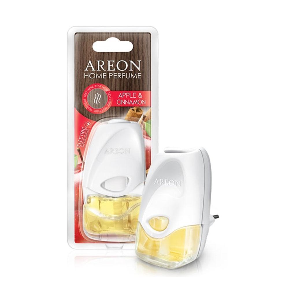 Osviežovač vzduchu do zásuvky Areon Home Perfume – vôňa Apple & Cinnamon