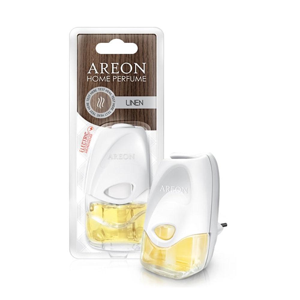 Osviežovač vzduchu do zásuvky Areon Home Perfume – vôňa Linen