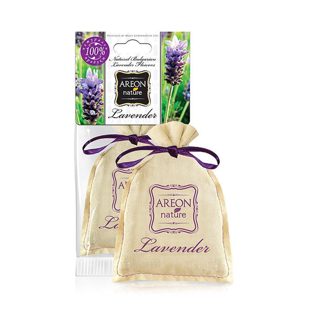 Osviežovač vzduchu Areon Nature Bio – vôňa Lavender