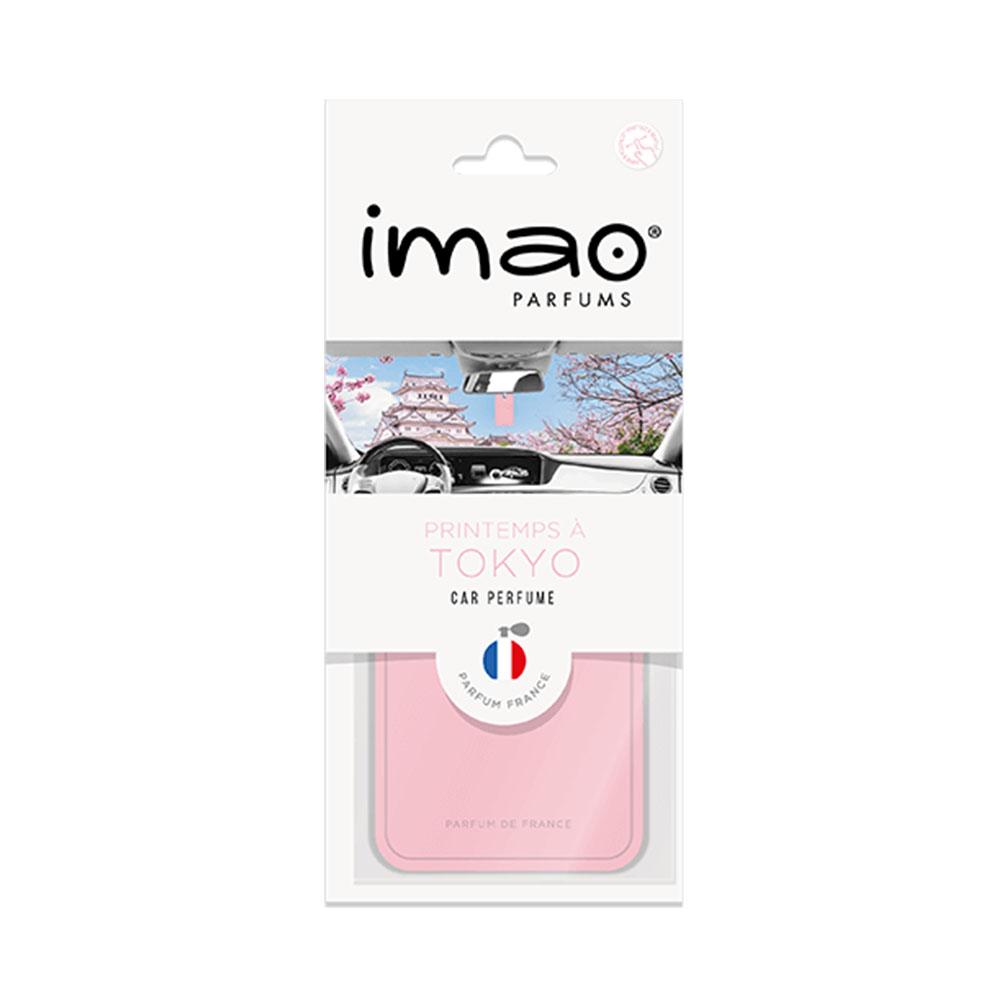 Osviežovač vzduchu Imao – vôňa Printemps a Tokyo