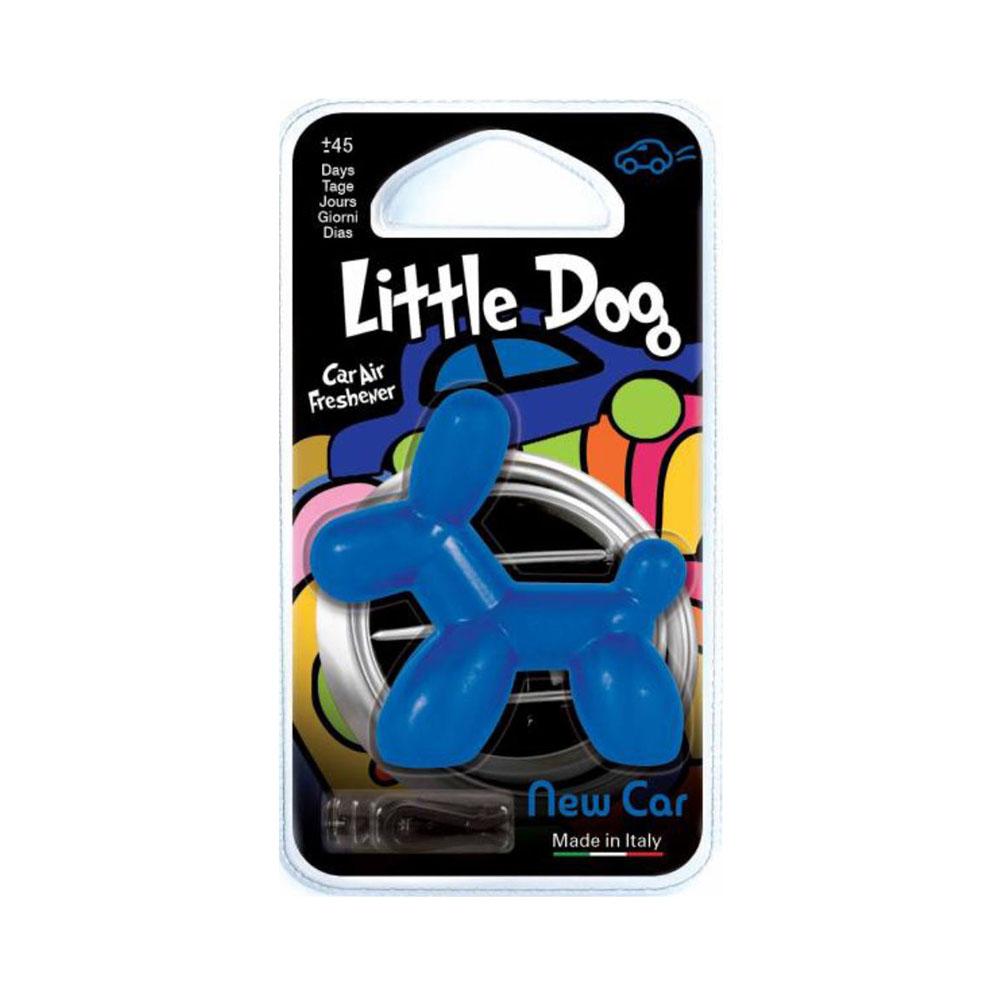 Osviežovač vzduchu Little Dog 3D – vôňa New Car