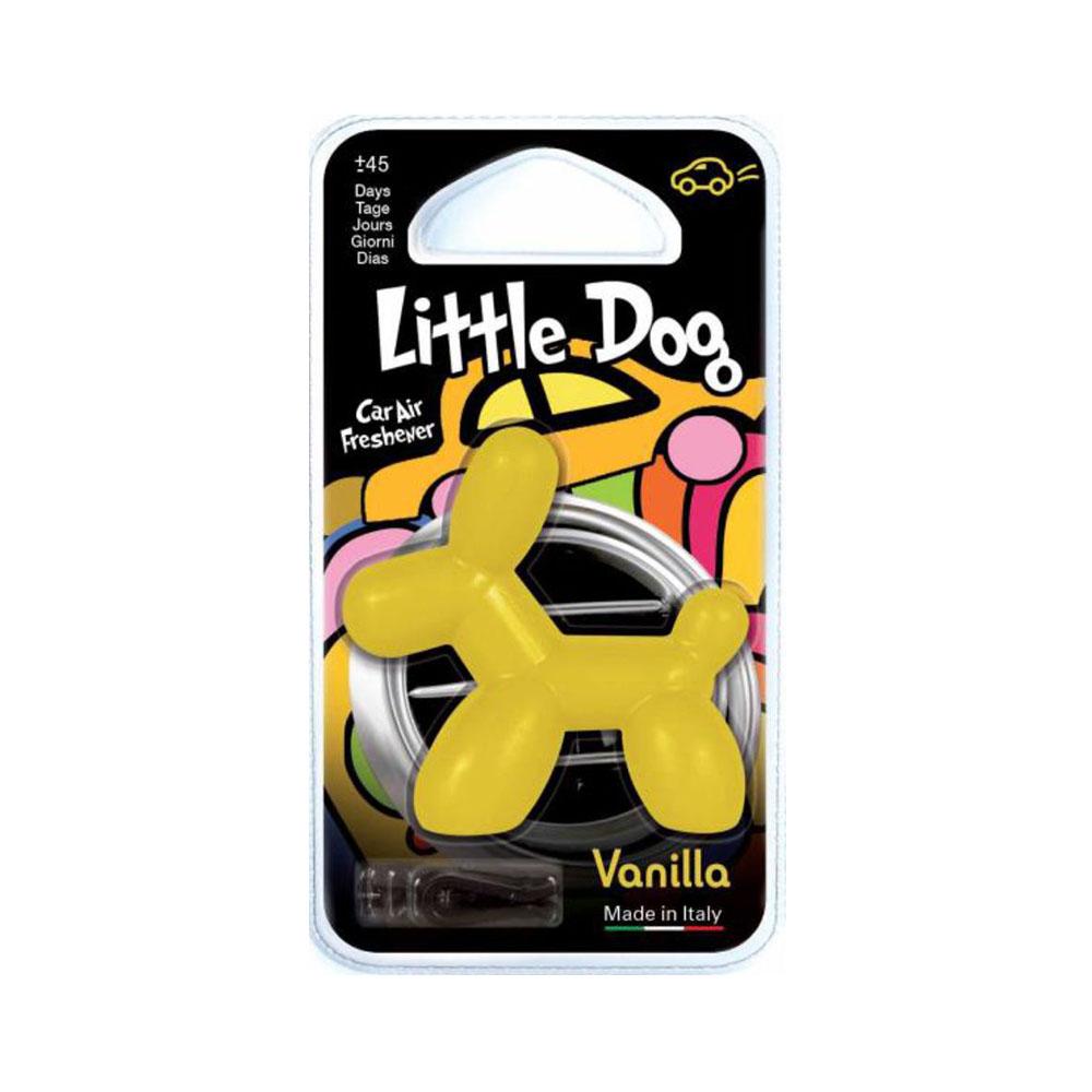 Osviežovač vzduchu Little Dog 3D – vôňa Vanilla