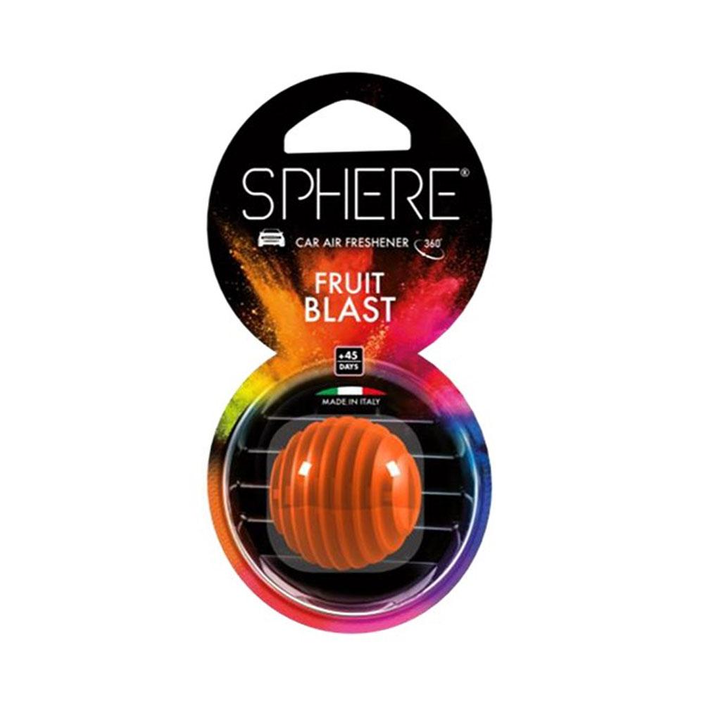 Osviežovač vzduchu Supair Drive SPHERE – vôňa Fruit Blast