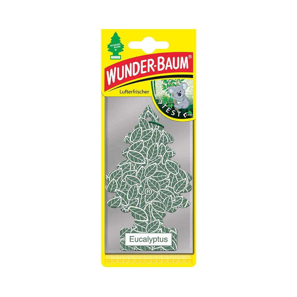 Osviežovač vzduchu WunderBaum – vôňa Eucalyptus