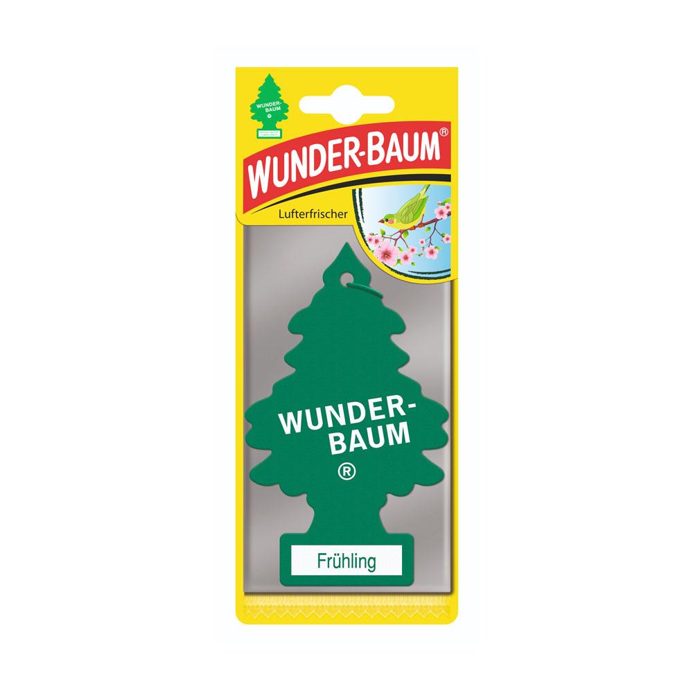 Osviežovač vzduchu WunderBaum – vôňa Fruhling