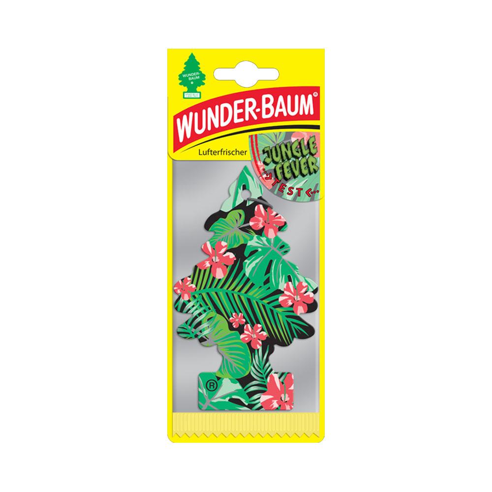 Osviežovač vzduchu WunderBaum – vôňa Jungle Fever