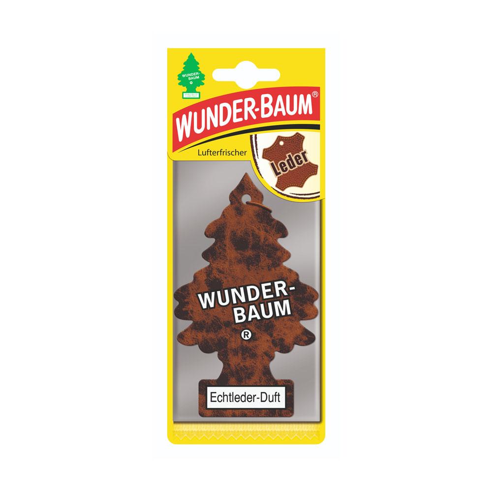 Osviežovač vzduchu WunderBaum – vôňa Leather