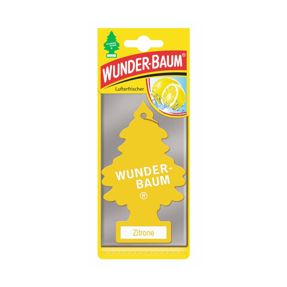 Osviežovač vzduchu WunderBaum – vôňa Lemon